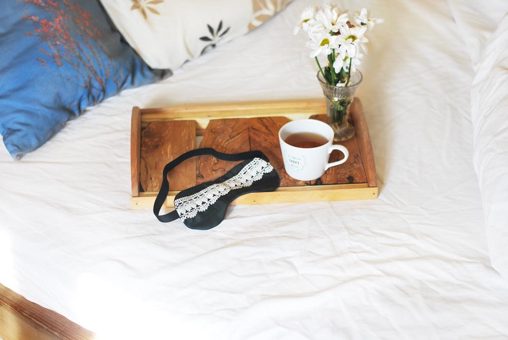 opaska na oczy, jak uszyć, DIY, instrukcja, do spania, blog