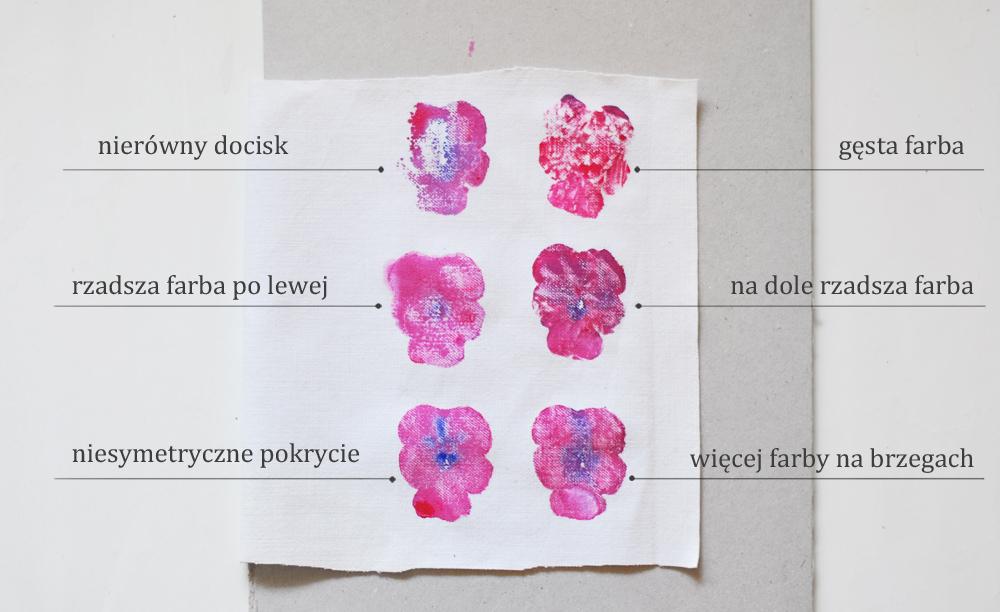 stemplowanie, jak stemplować, tkaniny, metody, DIY, instrukcja