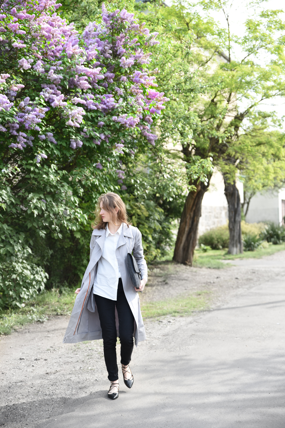 płaszcz idealny, płaszcz na wiosnę, cechy, szycie, blog o szyciu, Szyciowy Blog Roku