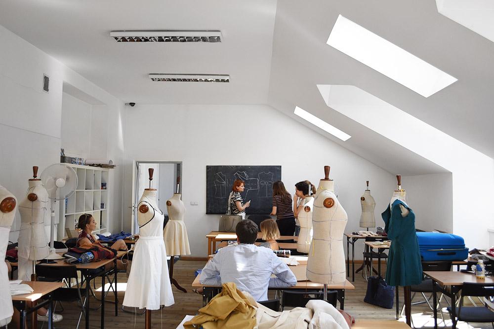 fb9ca3d0e33a Szkoła Konstrukcji Ubioru - wrażenia po semestrze - Joulenka