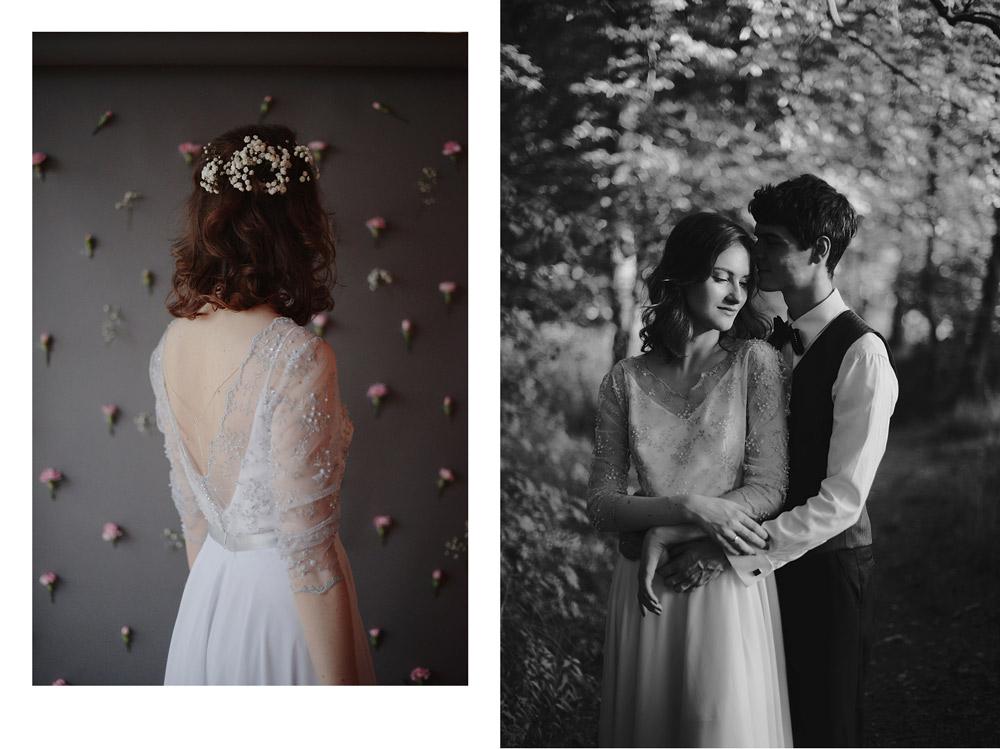 Szycie Sukni ślubnej W Praktyce Plan Działań Czas Koszty Joulenka