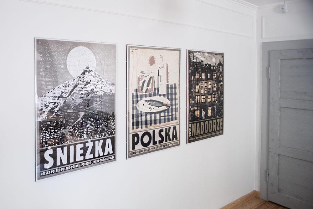 galeria plakatu Ryszard Kaja POLSKA